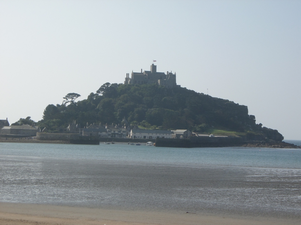 St Michael's Mount, Penzance, Cornwall, England